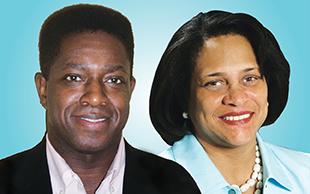 Kelvin Womack, Sharon Harvey Davis