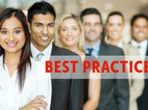 Education tool on best practices for recruitment, mentoring and resource groups.