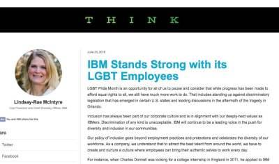 IBM post