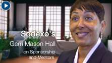 Gerri Mason Hall one-on-one video
