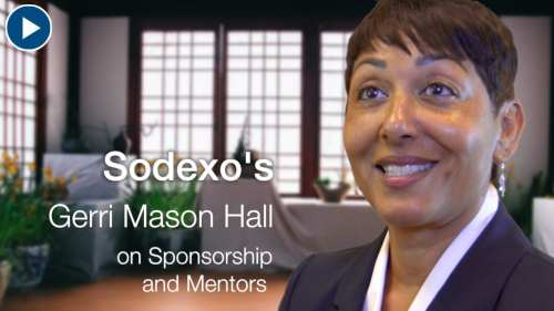 Gerri Mason Hall one-on-one video