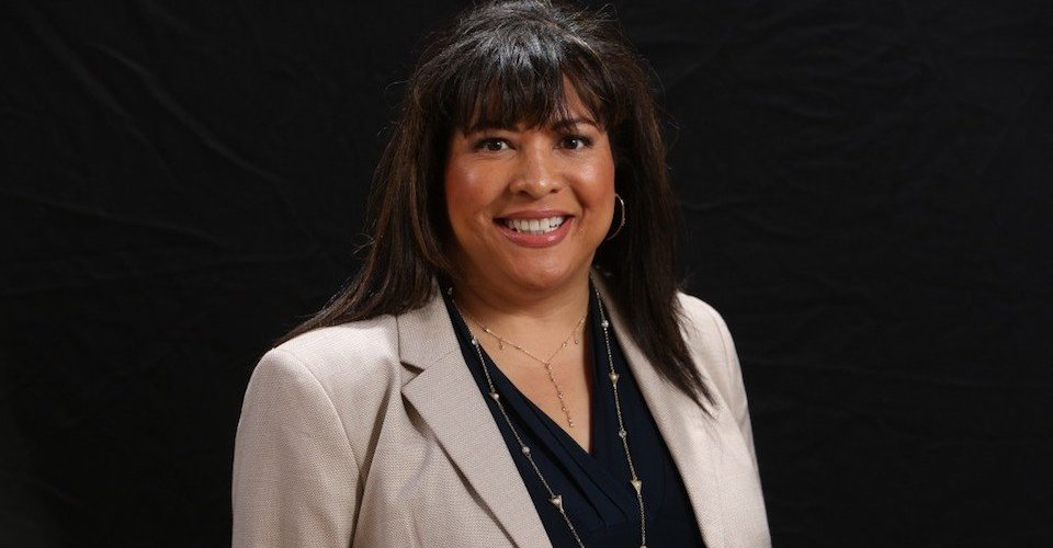 Alicia Petross, Vice President of Diversity and Inclusion Engagement