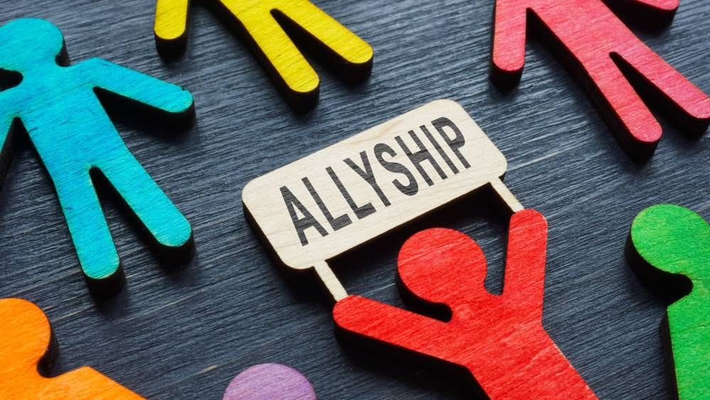 allyship at work
