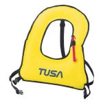 Tusa Snorkeling Vest - Adult & Youth - Hazell's Water World - Diver Supply Barbados