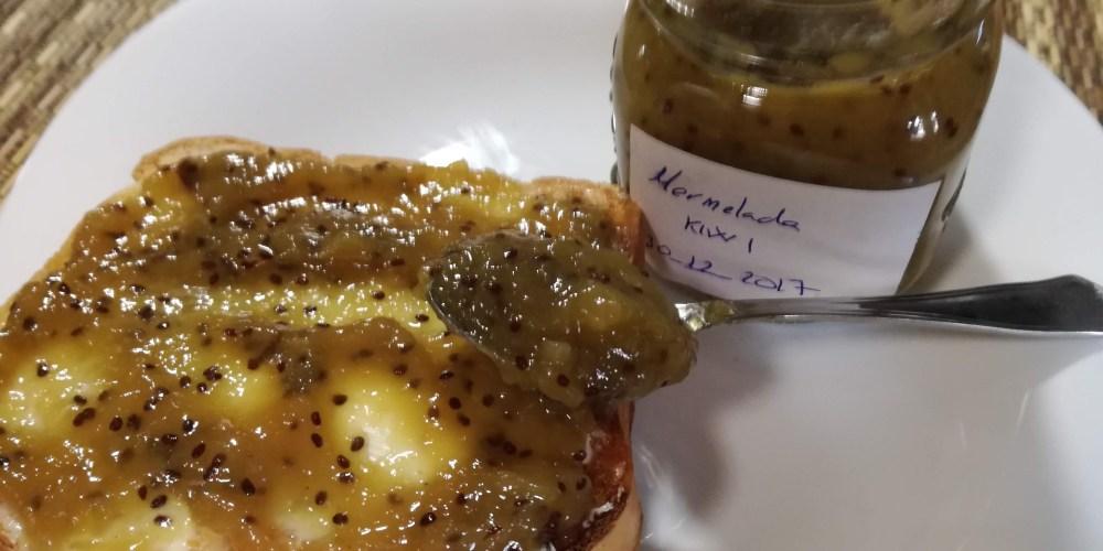 Ración de Mermelada de kiwi