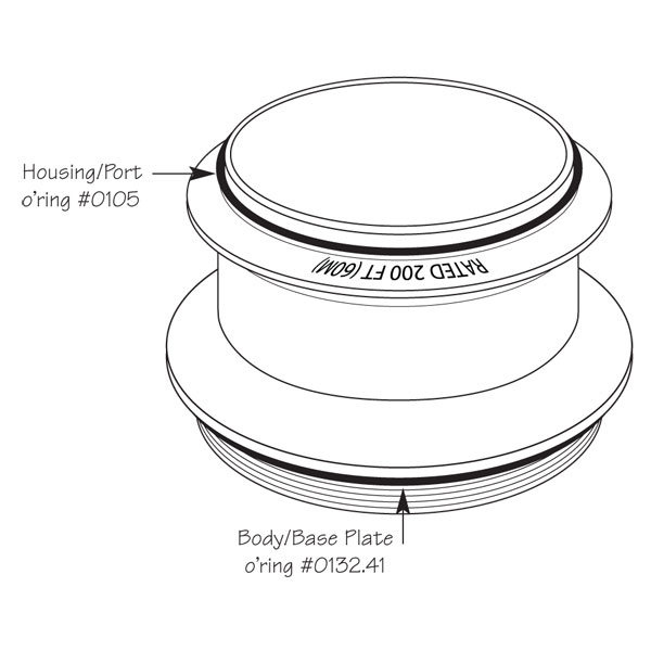 Ikelite Modular 5.1-inch Lens Extension