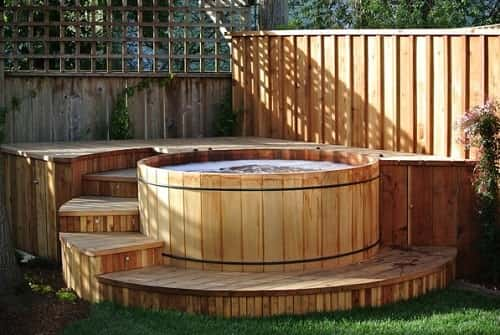 Unique Cedar Hot Tub Kit  Product Details Kits  Parts