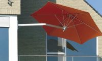 Flexible Wall Mount Patio Umbrella That Can You Choose For ...