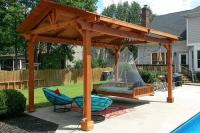 Free Standing Patio Cover Kits with Easy DIY Installation