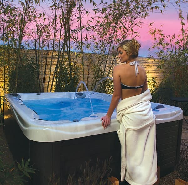 Vita Spa Hot Tub Review and Price The Prestige 500 Series