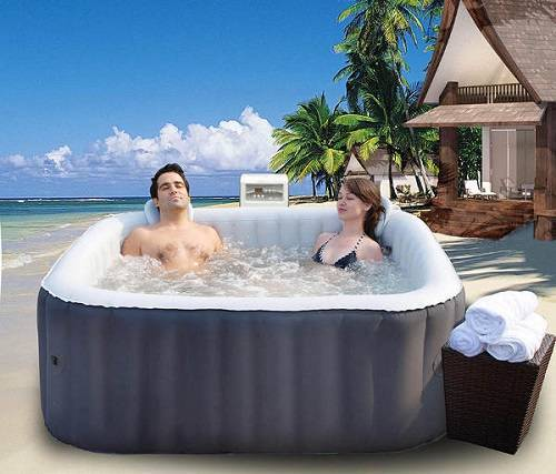 15 Most Affordable and Reliable Inflatable Hot Tub Ideas