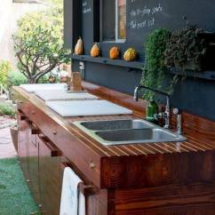 Build Your Own Outdoor Kitchen Island Window Treatment 15 Most Outrageous Sink Station Ideas