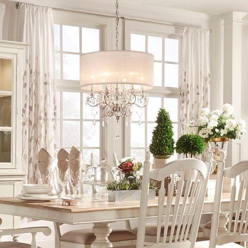 Lantern Chandelier For Dining Room5