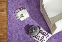 5 Glamorous Purple Living Room Rugs & Tips to Choose the ...