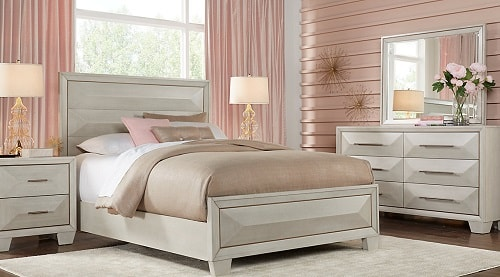 Sofia Vergara Bedroom Collection: Queen Bedroom Sets Under