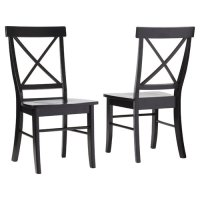 12 Elegant and Beautiful Black Kitchen Chairs Under $170