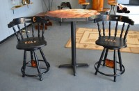 8 Stunning Octagon Kitchen Table To Complete The