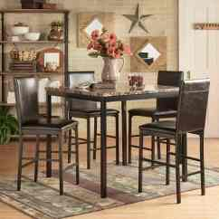 Counter Height Kitchen Tables Metal Shelving 10+ Best Walmart Dining Room And Chairs To Buy