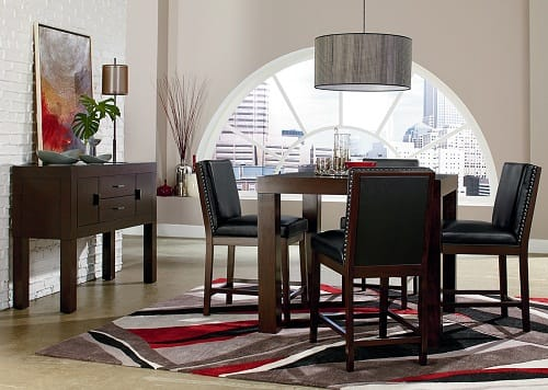 Congratulations on your decision to get a new dining room table. Badcock Furniture Dining Room Sets Under $700 That Will ...