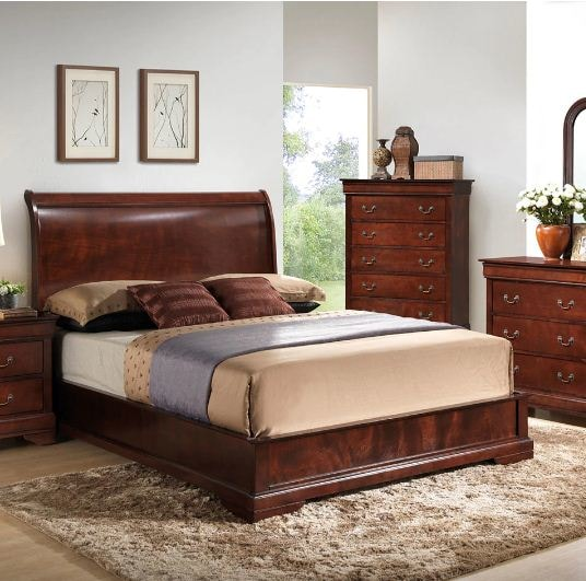 Levin Bedroom Sets  Claire 4Piece King Bedroom Set Review