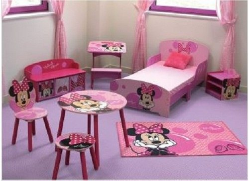 Minnie Mouse Bedroom Decorations 2018  Home Comforts