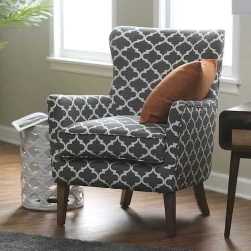15 Most Unique Patterned Living Room Chairs That You Must Have