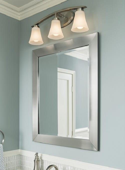 13 Topmost Lowes Bathroom Vanity Mirror That You Should Buy