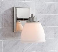 15+ Most beautiful Pottery Barn Bathroom Sconces Under $300