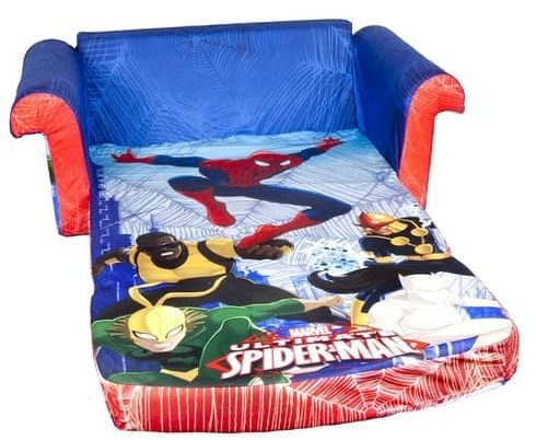 Amazing And Marvelous Spiderman Bedroom Furniture Youll Love