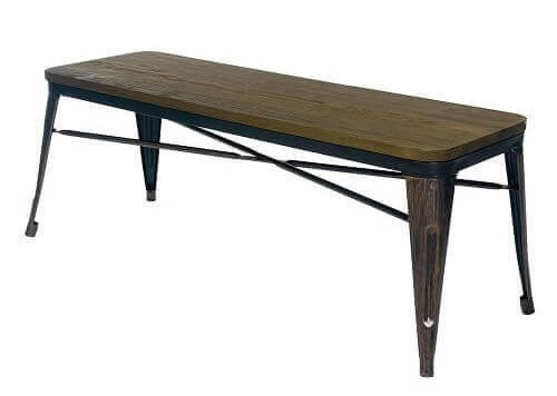 10+ Fantastic Wooden Bench For Kitchen Table Under $300