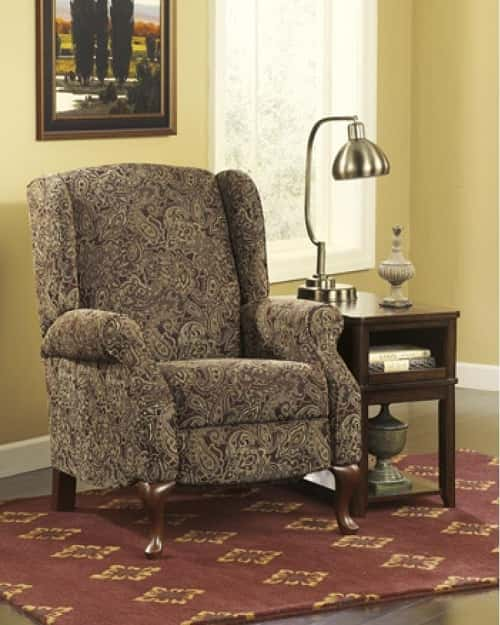 Top 5 Super Fun Patterned Living Room Chairs On Amazon