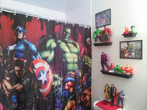 Avengers Bedroom Decor