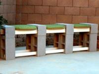 25+ Craziest and Cheapest Cinder Block Decorating Ideas ...