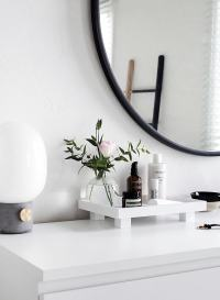 30+ Surprisingly Stunning DIY Bathroom Counter Tray with ...