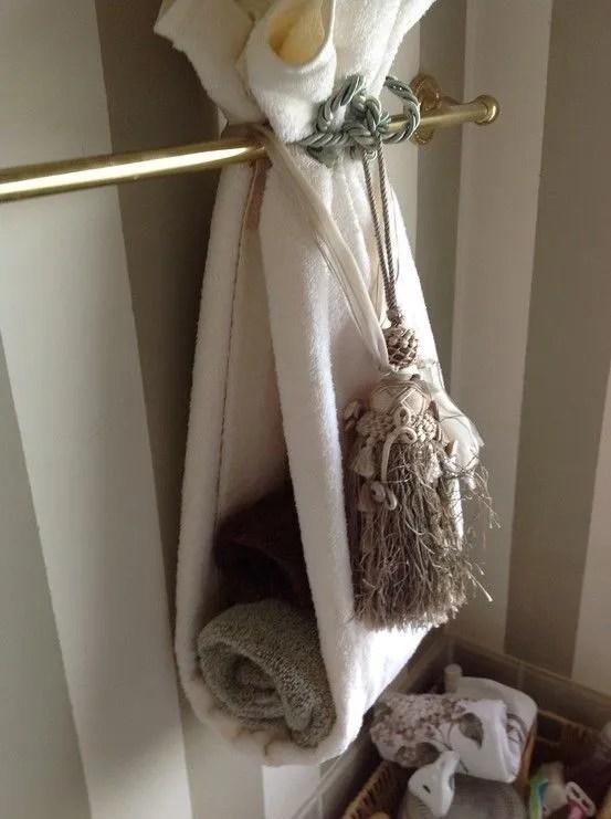 Image Result For Bathroom Towels Decoration Ideas