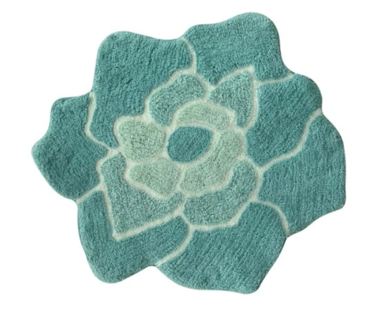 25 Affordably Stunning Teal Bathroom Rugs to Buy