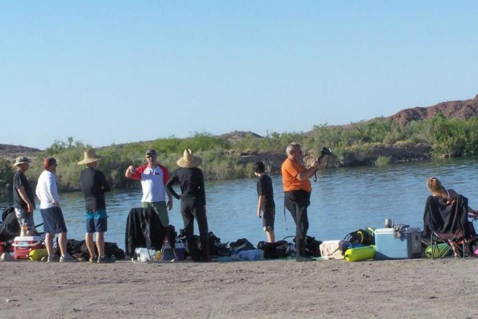 Lake Mohave with Dive Shack USA 3