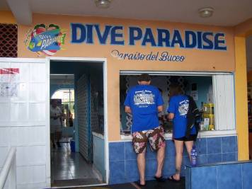 Cozumel Mexico with Diveshack USA May 2014 11