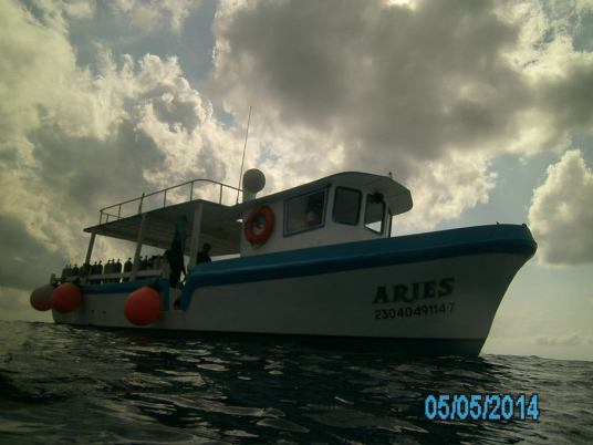 Cozumel Mexico with Diveshack USA May 2014 18