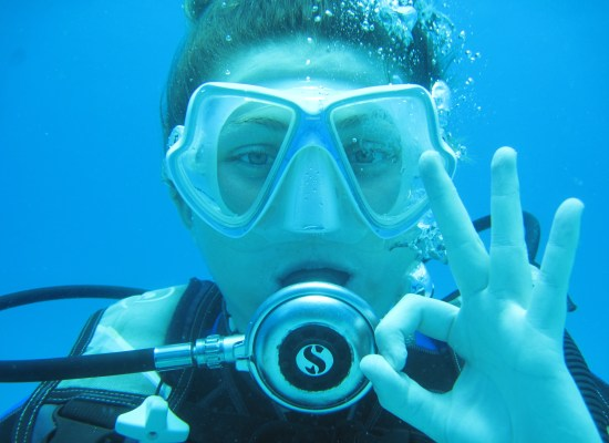 OK Diver question and response