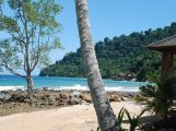ABC Bay on Tioman Island