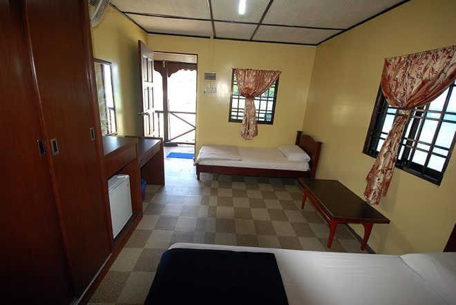 Standard Room at Salang Indah