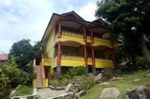 Deluxe Family Hillside at Salang Indah