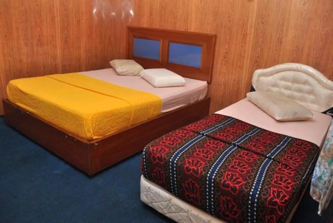 Pusaka Resort Deluxe Room