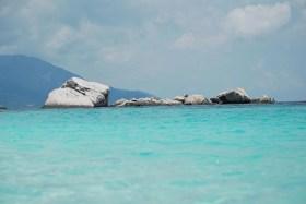 Coral Island / Pulau Tulai on Tioman