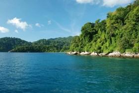 Monkey Bay on Tioman