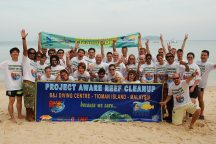 B&J - Project AWARE Event