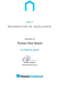 HotelsCombined Award