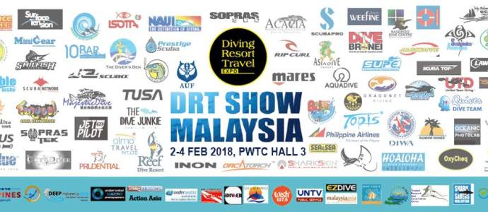 Malaysia Dive Expo DRT