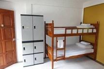 Dormitory on Tioman Island